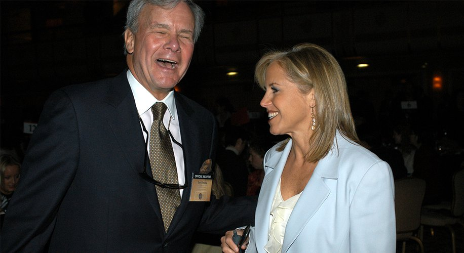 Tom Brokaw Is the Latest Celebrity to Publicly Support Medical Marijuana – MERRY JANE