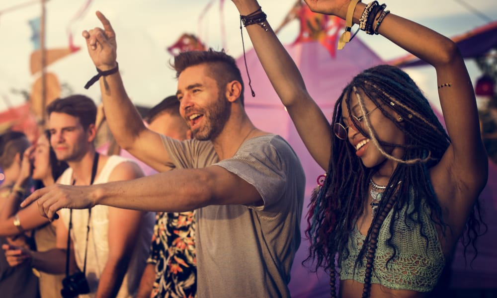 A Brief History of Music Festivals • High Times