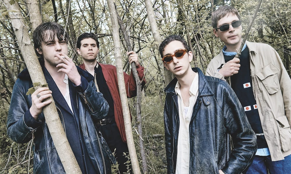 An Interview with Danish Rock Band Iceage • High Times