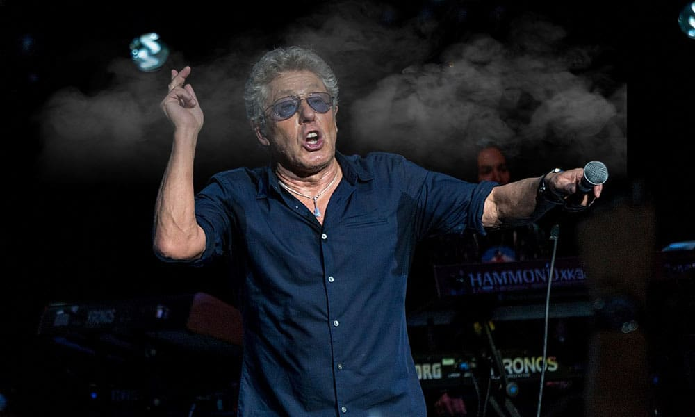 The Who's Roger Daltrey Curses Out Fans for Smoking Weed at Show • High Times