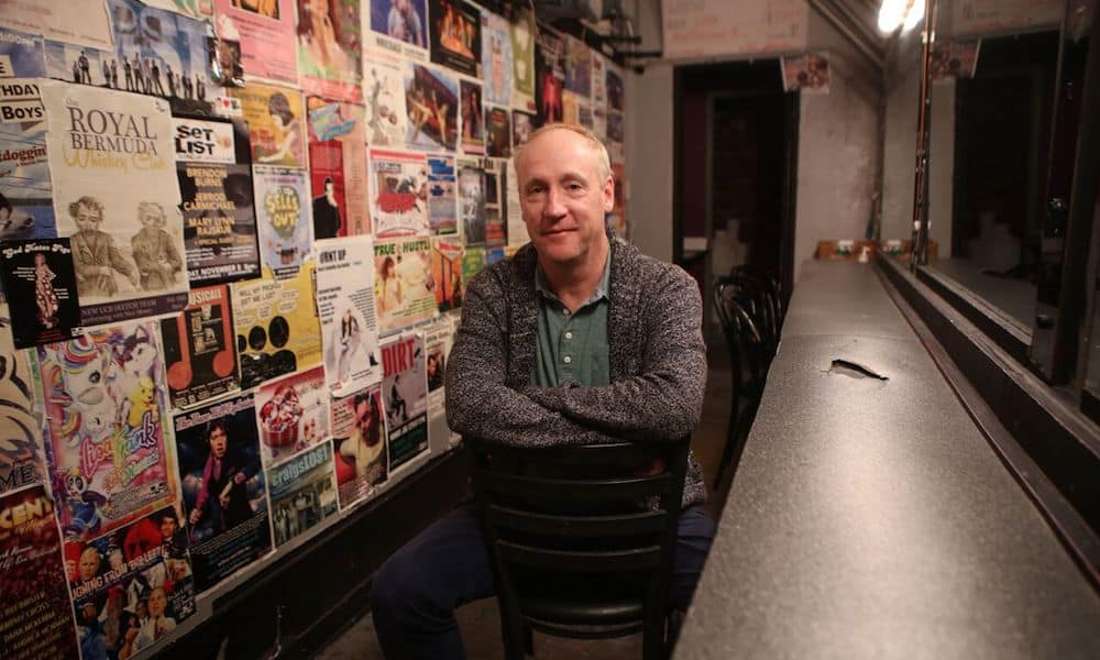 Upright Citizens Brigade Co-Founder Matt Walsh is Tapped In • High Times