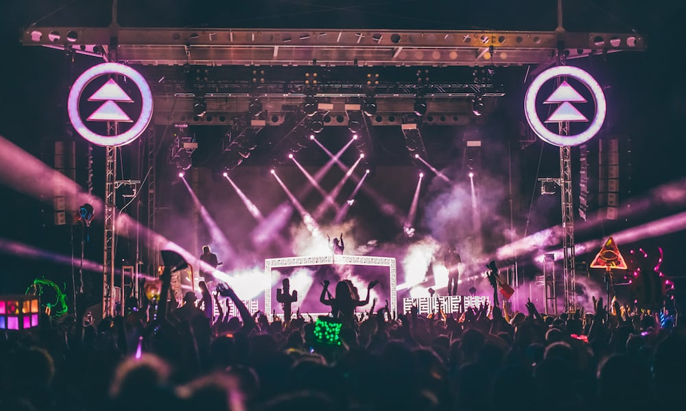 Inside The Northern Nights Music Festival • High Times