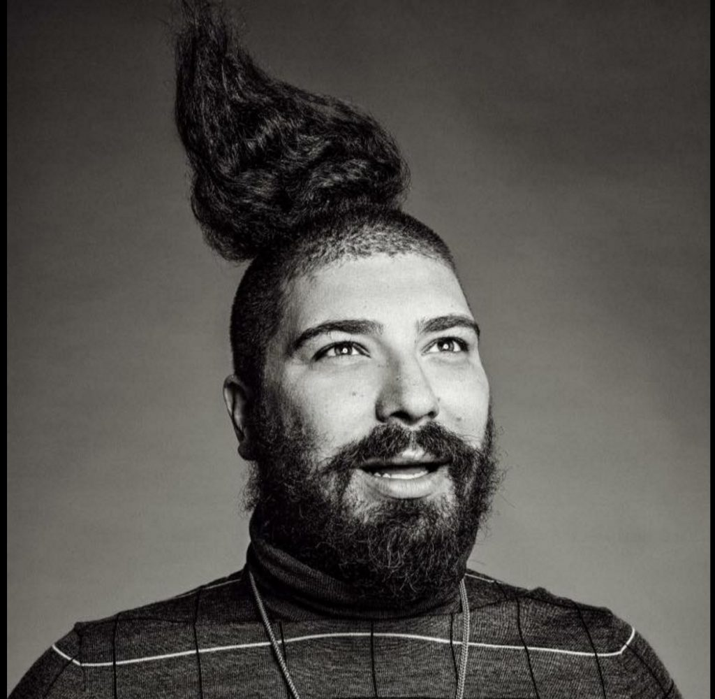 Josh Ostrovsky, AKA The Fat Jew, Wants You To Be Talking About Him
