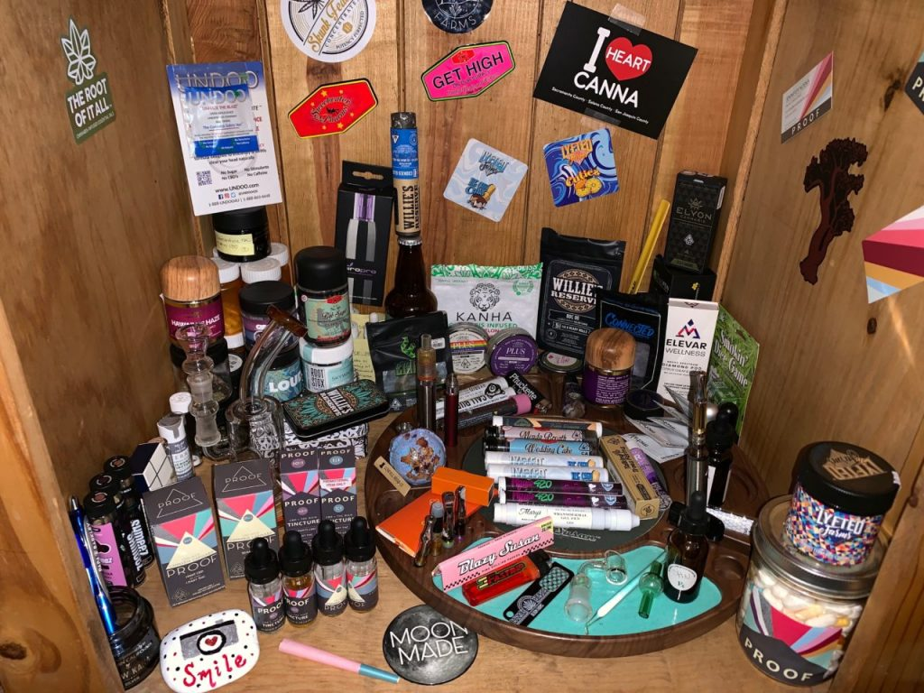 What's in Your Stash? Jen Noska, Cannabis Patient Turned Sales Rep